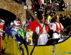 Carnevale sull'acqua a Comacchio dal 19 al 26 febbraio
